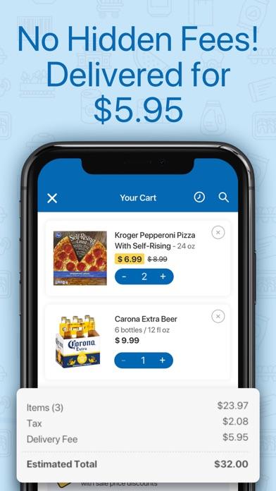 Kroger Pay App