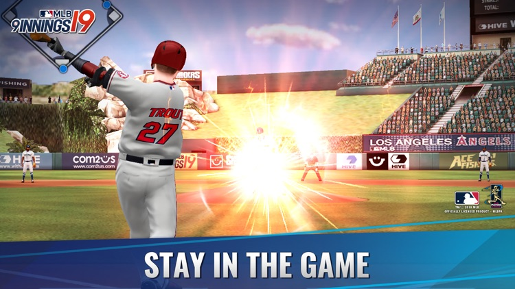 MLB 9 Innings 19 screenshot-0