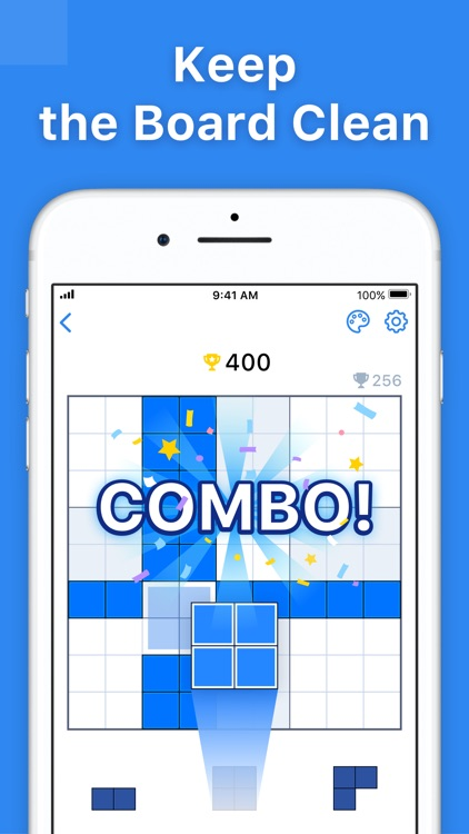 BlockuDoku: Block Puzzle Games screenshot-1