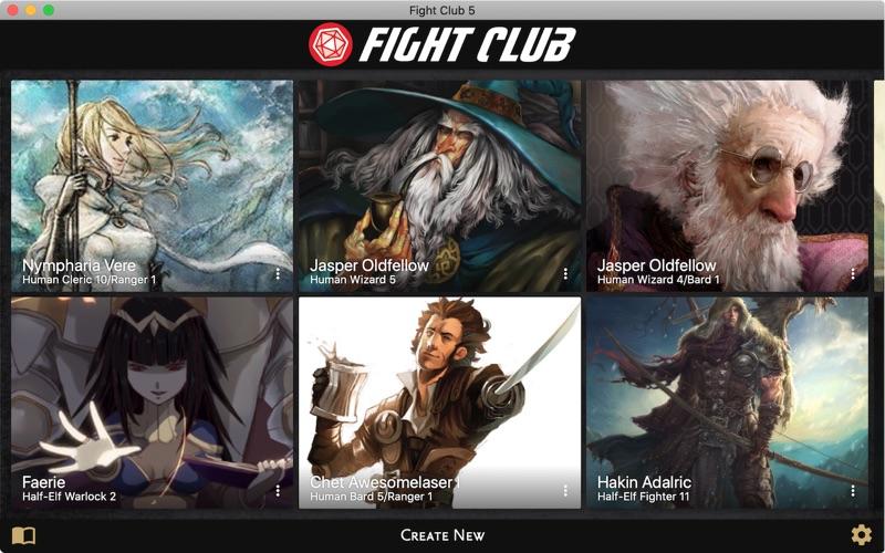 Fight Club 5th Edition for Mac