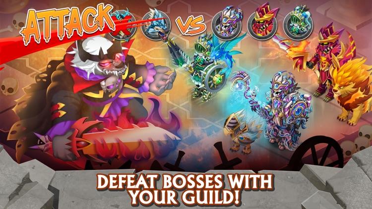 Knights & Dragons - RPG screenshot-3
