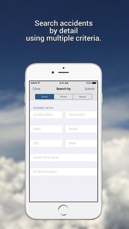 Flight Chain - NTSB Reports screenshot-7