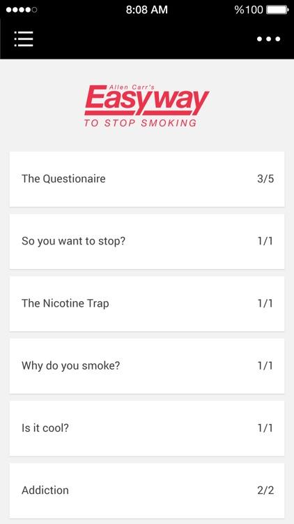 Easy Way to Stop Smoking screenshot-4
