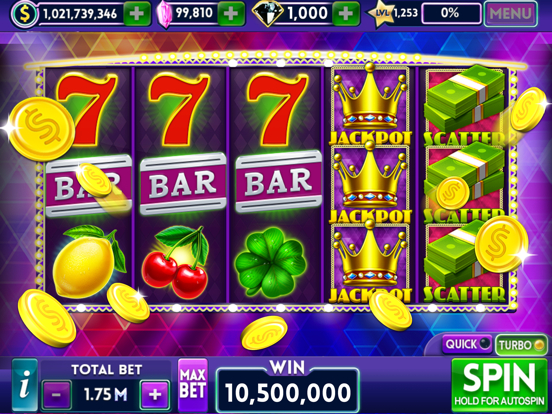 Get slots casino no deposit