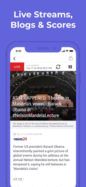 News24: Breaking News  First  on the App Store