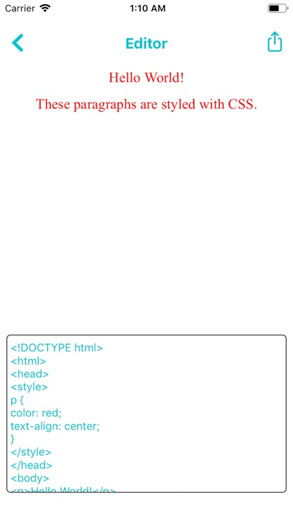 Learn HTML & CSS screenshot-3