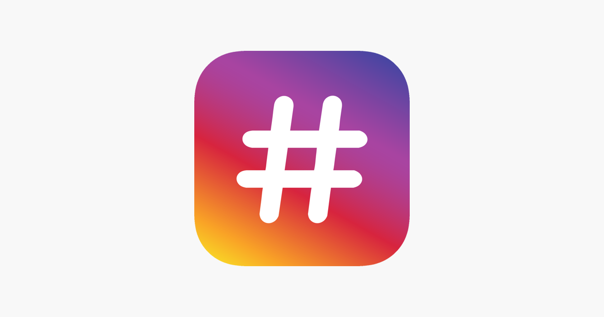 Hashtags for Instagram Likes on the App Store
