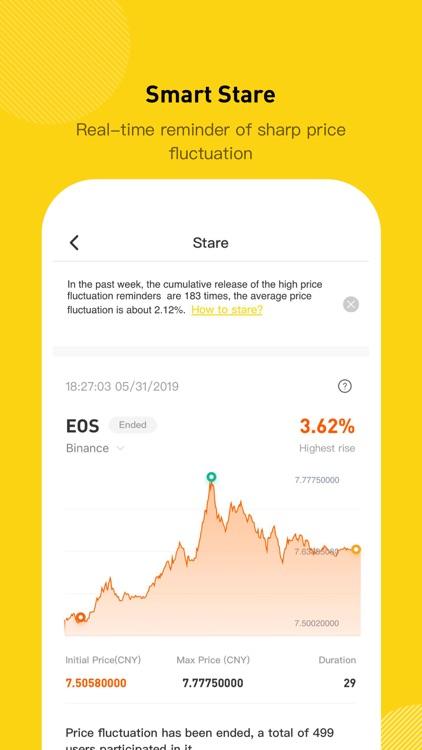 CoinWatch - Bitcoin Ticker screenshot-3