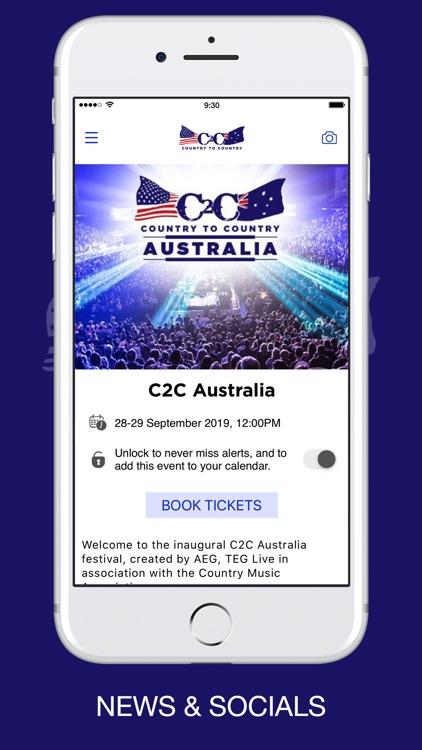 C2C Australia