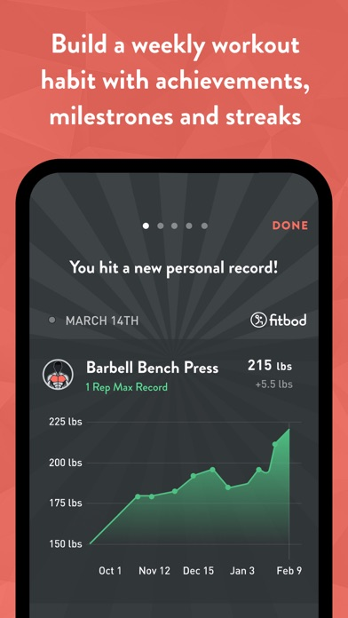 Fitbod Gym & Home Workout Log wiki review and how to guide