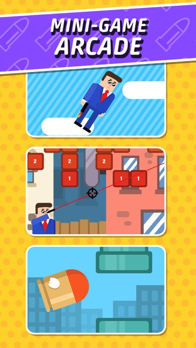 Mr Bullet - Spy Puzzles Screenshot