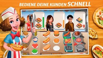 Herunterladen Tasty Town - Restaurant Spiel für Android