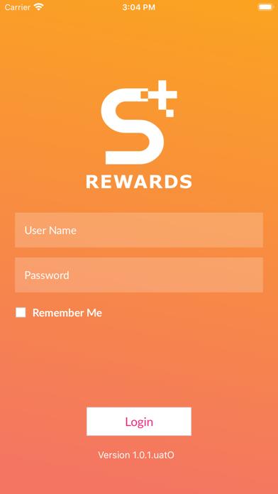 S⁺ Rewards Merchant屏幕截图1