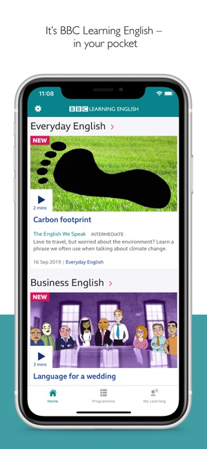 Bbc learning english apps on google play.