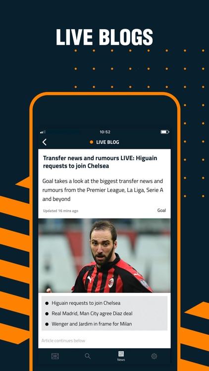 Goal Live Scores screenshot-6