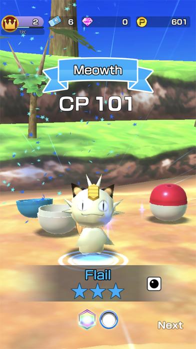 Pokémon Rumble Rush screenshot 10