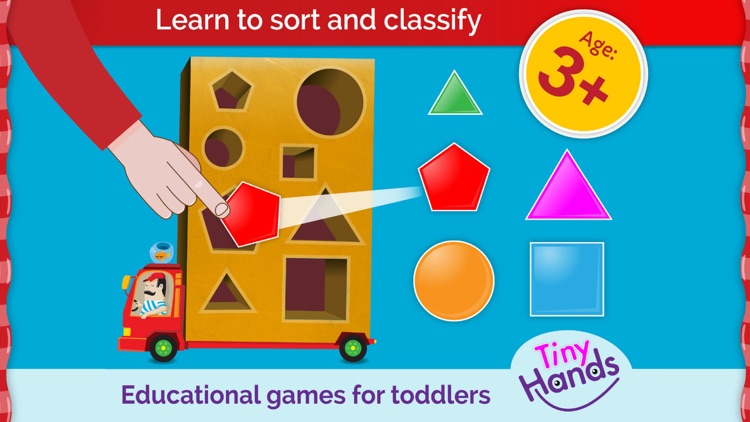 Toddler Games:learning puzzles