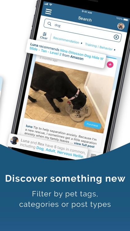 EdgyPet: Pet Social Network screenshot-5