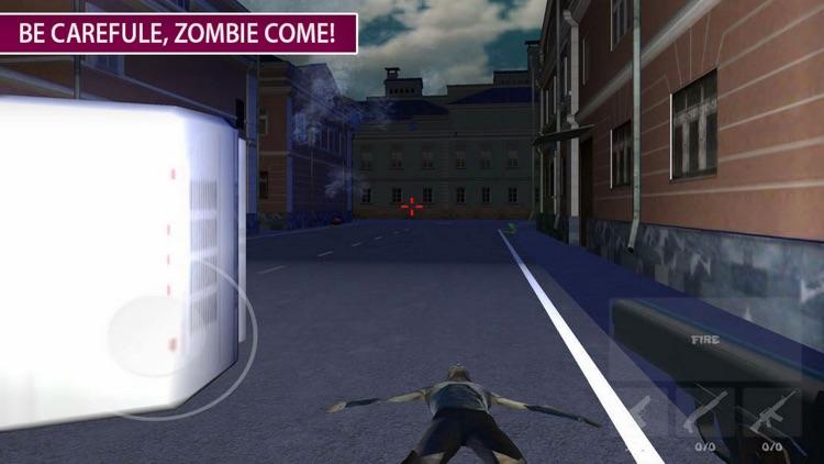 Zombie Target: War Death City
