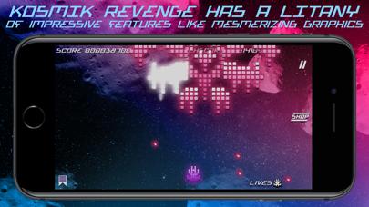 Screenshot from Kosmik Revenge