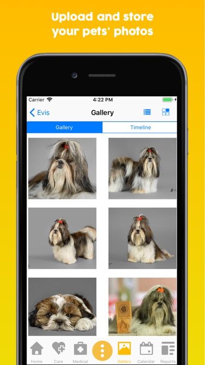 11pets: Pet Care screenshot-4