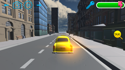 Iracund Taxi screenshot 3