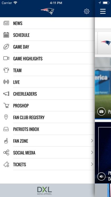 New England Patriots screenshot-4