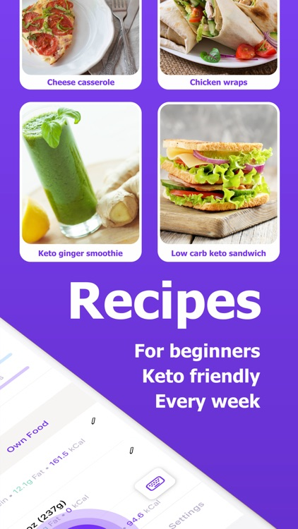Keto App & Carb Diet Manager screenshot-7
