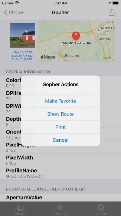 Photo Gopher screenshot-4