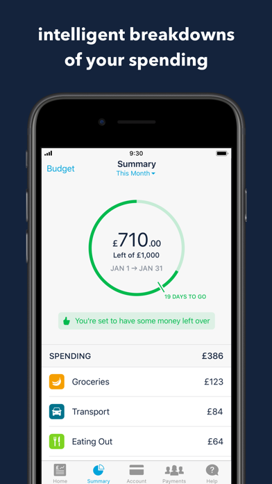 Monzo Bank for pc