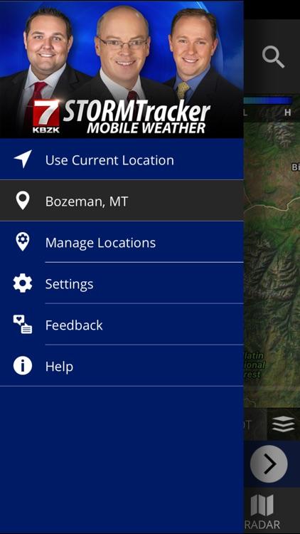 KBZK STORMTracker Weather App screenshot-4