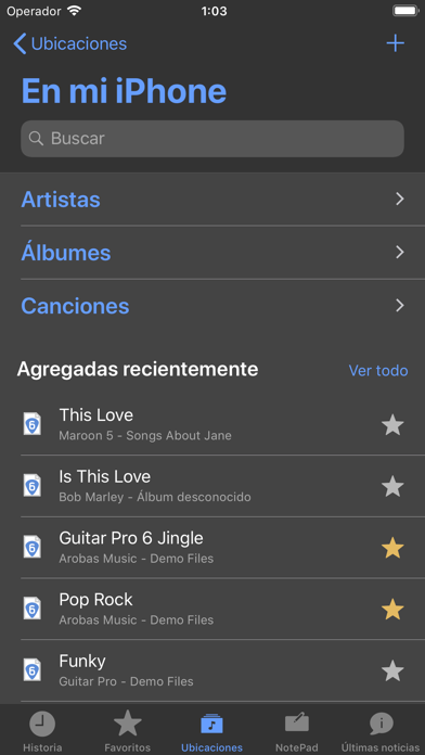 Screenshot for Guitar Pro in Chile App Store