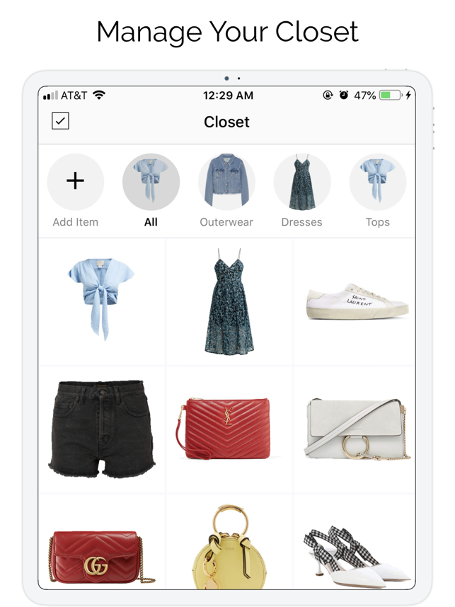 ‎Smart Closet - Fashion Style Screenshot