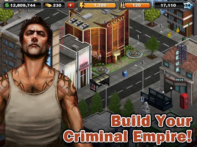 Crime City HD screenshot-0