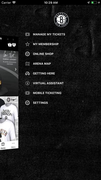 Brooklyn Nets screenshot four
