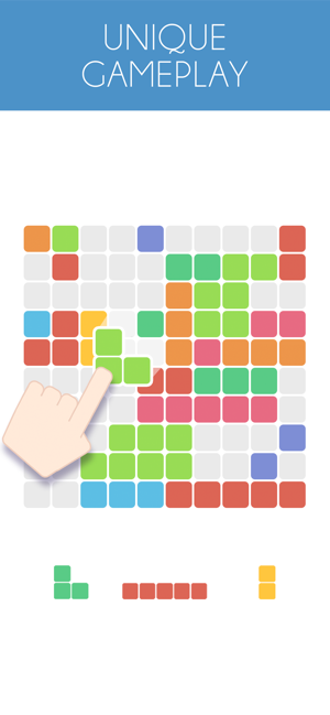 ‎1010! Block Puzzle Game Screenshot