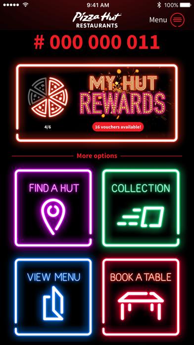 Pizza Hut UK Restaurants screenshot three