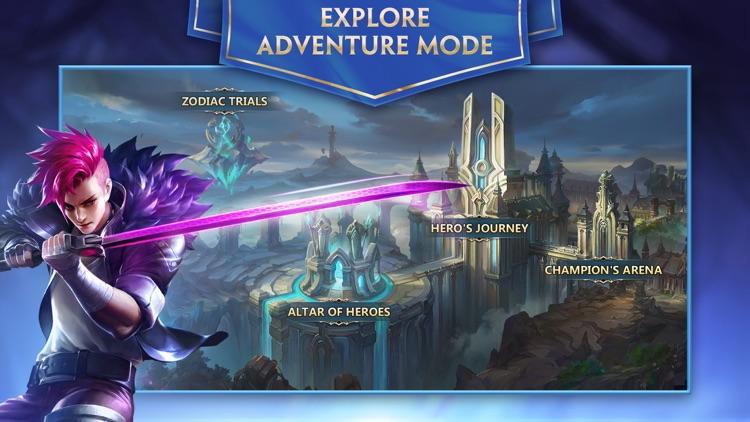 Heroes Evolved screenshot-5