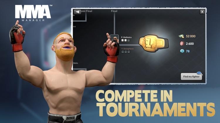 MMA Manager 2021 screenshot-4