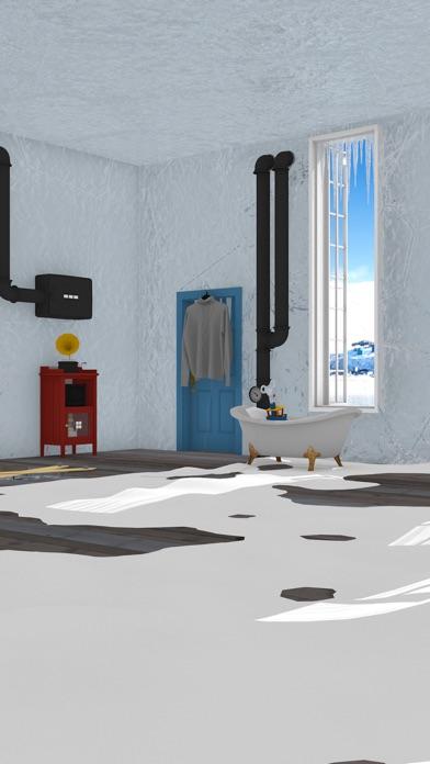 脱出ゲーム North Pole 氷の上のカチコチハウスのおすすめ画像2