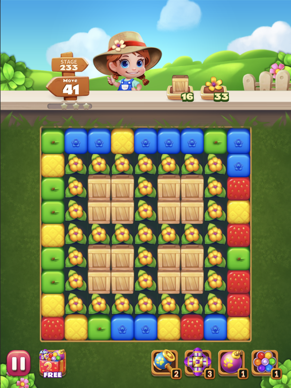 Sweet Garden Blast screenshot 6
