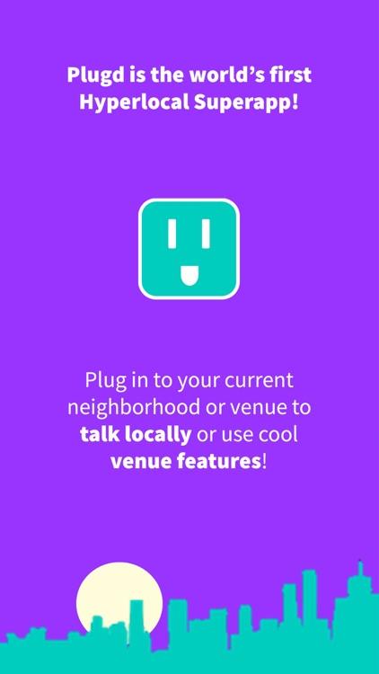 Plugd - The Foodies' App screenshot-3