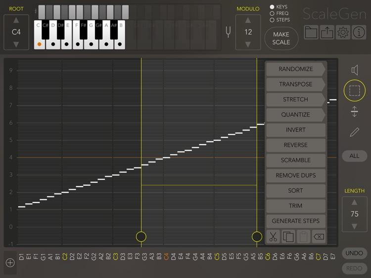 ScaleGen screenshot-0