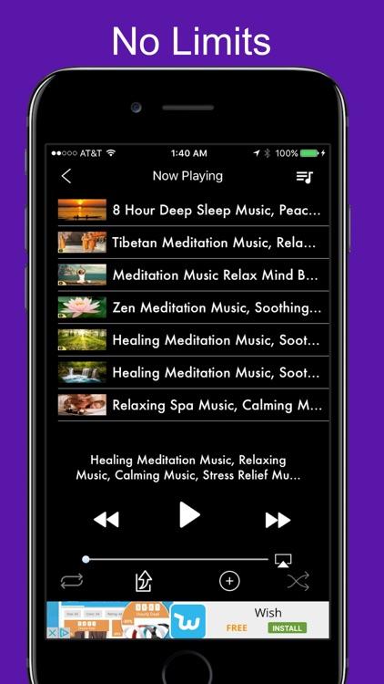 Meditation Music Playlist screenshot-4