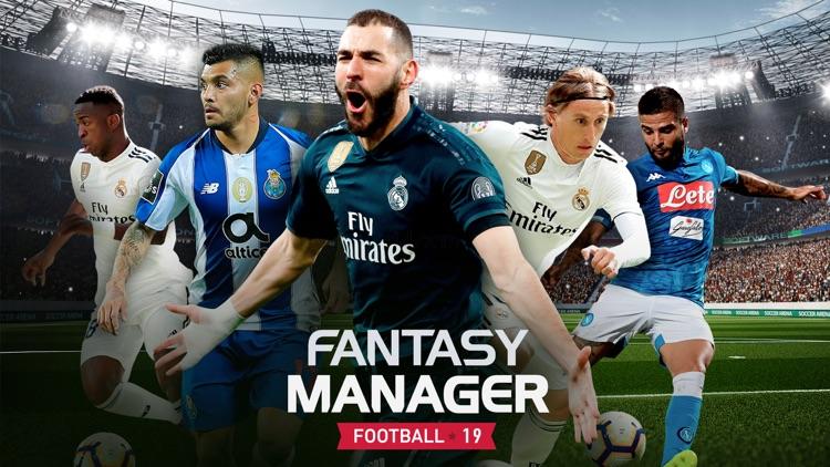 Fantasy Manager Soccer 2020 screenshot-0