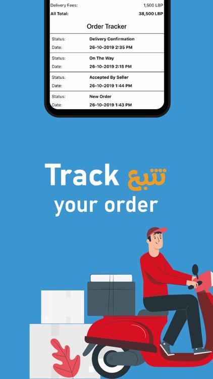 Instasac: Instant Delivery screenshot-4