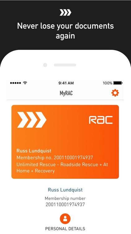 MyRAC screenshot-3