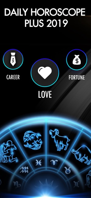 Daily Horoscope Plus 2019 On The App Store
