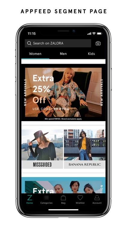 ZALORA - Fashion Shopping screenshot-3