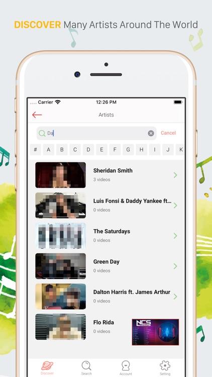 iMusi - Music Streamer & EQ screenshot-5